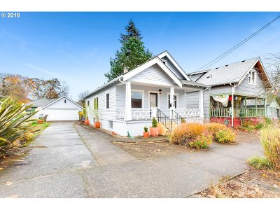 Single Family Home Pending: 2242 SE 44th Ave