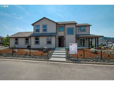 Sutherlin Single Family Home For Sale: 439 Backwater Loop #24