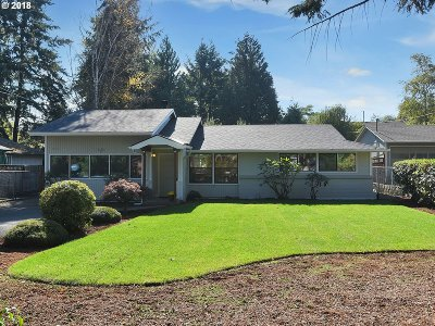 Portland Single Family Home For Sale: 3802 SW Huber St