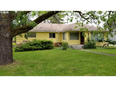 Newberg, Dundee, Lafayette Single Family Home For Sale: 1010 S River St