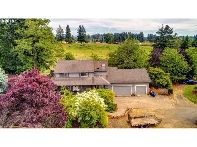 Sandy Single Family Home For Sale: 36500 SE Hauglum Rd