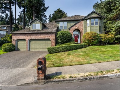 West Linn Single Family Home For Sale: 21375 Horton Ct