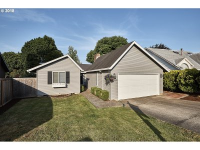 Tigard Single Family Home For Sale: 11700 SW 134th Ter