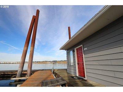 Single Family Home For Sale: 3333 NE Marine Dr #54