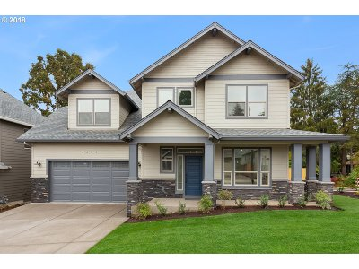 Tigard Single Family Home For Sale: 8894 SW Inez St