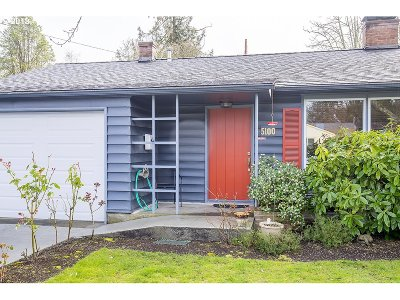 Single Family Home For Sale: 5100 SW Chestnut Ave