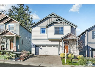 Beaverton OR Single Family Home For Sale: $375,000
