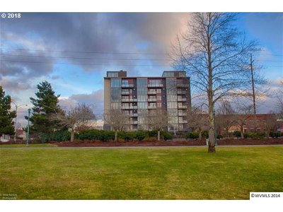 Salem Condo/Townhouse For Sale: 156 Front St NE #460