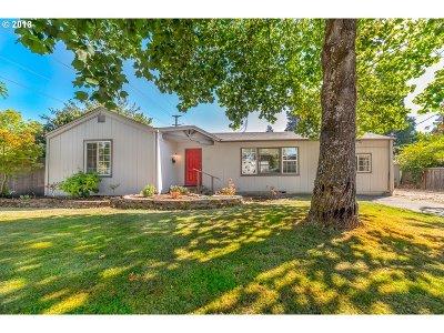 Eugene Single Family Home For Sale: 1337 Polk St