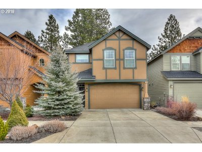 Bend Single Family Home For Sale: 61314 Huckleberry Pl