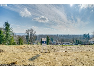 Camas Residential Lots & Land For Sale: 516 NE Province Dr #3