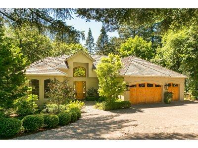 Single Family Home For Sale: 5216 SW Burton Dr