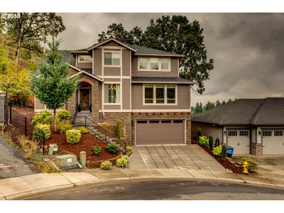 Washougal Single Family Home For Sale: 1572 N 4th Ct