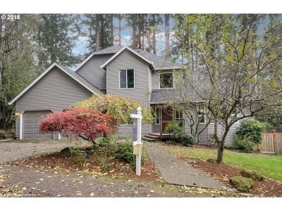 Portland Single Family Home For Sale: 12120 SW Lesser Rd