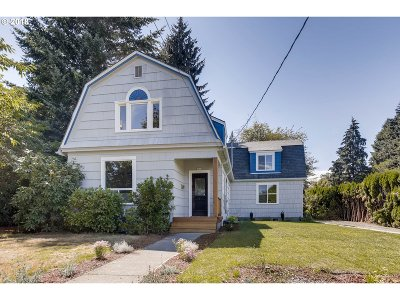 Forest Grove Single Family Home For Sale: 1624 Elm St