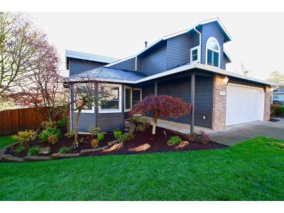 Beaverton Single Family Home For Sale: 8164 SW 168th Ave