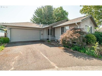 Newberg, Dundee, Mcminnville, Lafayette Single Family Home For Sale: 1318 Brooke Dr