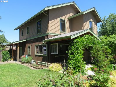 Single Family Home For Sale: 4783 NE Going St