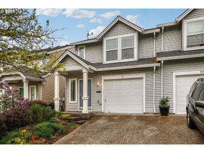 Beaverton Single Family Home For Sale: 54 SW 206th Ave