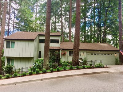 Eugene Single Family Home For Sale: 1705 Cameo Dr