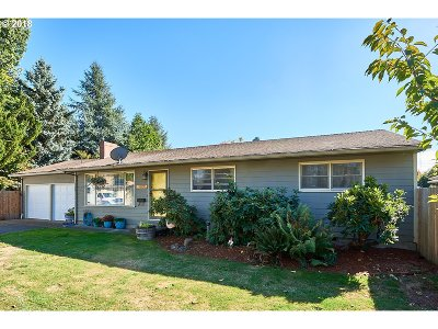 McMinnville Single Family Home For Sale: 1355 SW Rose Dr