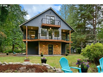 Welches Single Family Home For Sale: 26992 E Elk Park Rd