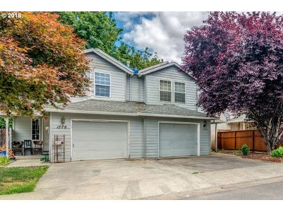 Hillsboro, Cornelius, Forest Grove Single Family Home For Sale: 1384 S Heather St