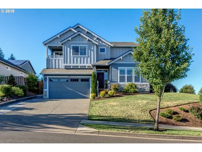 Happy Valley Single Family Home For Sale: 14685 SE Mountain Ridge Ave