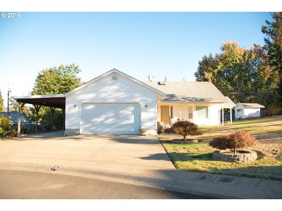 Cottage Grove Single Family Home For Sale: 1230 S 13th St
