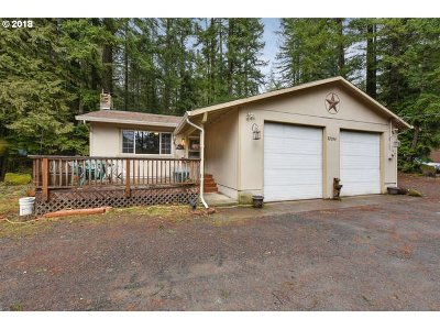 Rhododendron Single Family Home For Sale: 22056 E Pinewood Ln