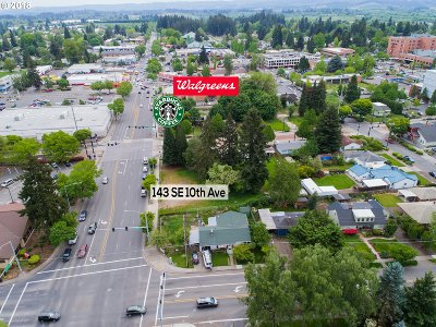 Hillsboro Commercial For Sale: 155 SE 10th Ave
