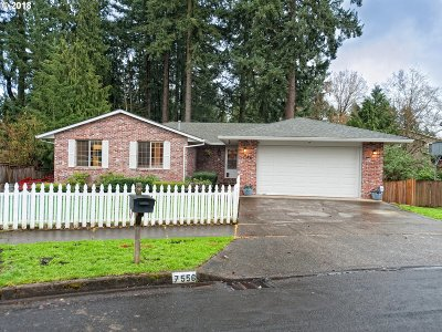 Wilsonville Single Family Home For Sale: 7556 SW Wimbledon Cir