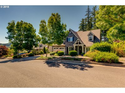 Happy Valley Single Family Home For Sale: 12490 SE Sydney Ln