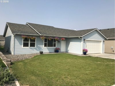 Pendleton Single Family Home For Sale: 1909 SW 2nd Dr