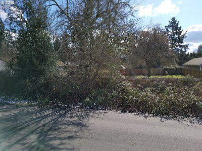 Beaverton Residential Lots & Land For Sale: 2725 SW 187th Ave