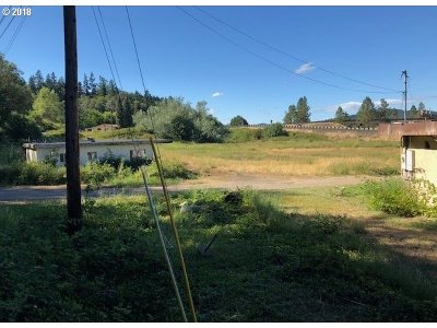 Sutherlin Residential Lots & Land For Sale: 225 Rathbun Rd