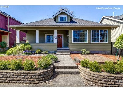 Portland Single Family Home For Sale: 7629 N Curtis Ave