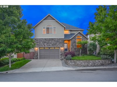 Washougal Single Family Home For Sale: 1027 W Alder St