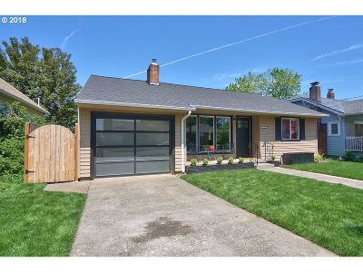 Single Family Home For Sale: 7333 N Princeton St