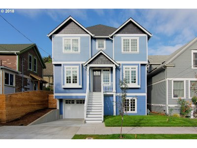 Portland Single Family Home For Sale: 3515 NE Rodney Ave