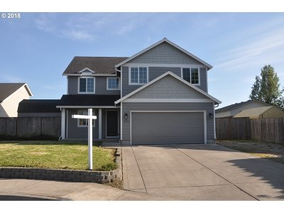 Stayton Single Family Home For Sale: 1026 Western Ct
