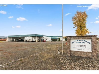 Hillsboro, Cornelius, Forest Grove Commercial For Sale: 2220 SW Lafollett Rd