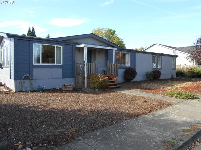 Springfield Single Family Home For Sale: 662 Lochaven Ave