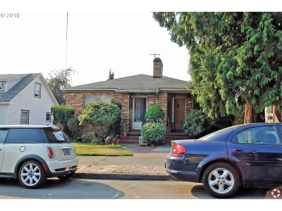 Multi Family Home For Sale: 3814 SE Francis St