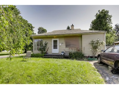 Single Family Home For Sale: 10253 N Central St
