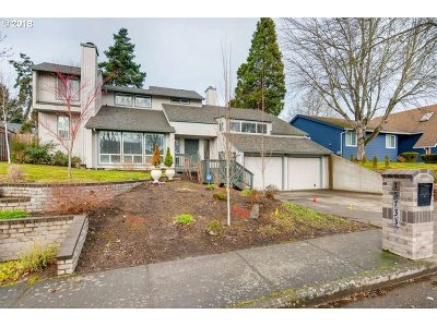 Single Family Home For Sale: 15733 NW Sunningdale St