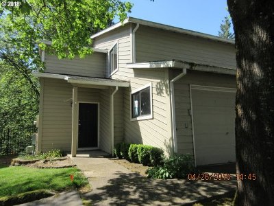 Wilsonville OR Condo/Townhouse For Sale: $149,000