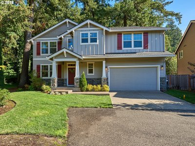 West Linn Single Family Home For Sale: 3080 Remington Dr