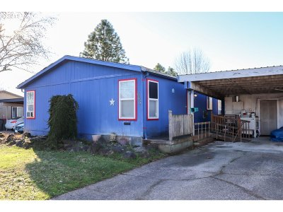 McMinnville Single Family Home Bumpable Buyer: 663 SW Agee St