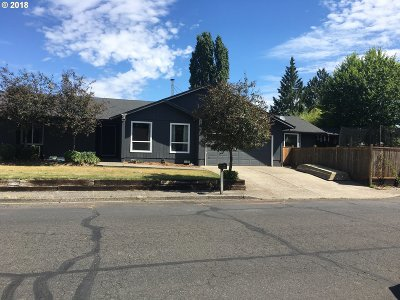McMinnville Single Family Home For Sale: 1675 SW Pine St
